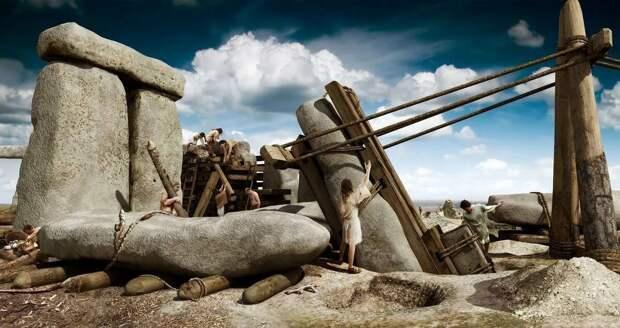 Мистика каменных мегалитов: древняя каста астрономов. ?