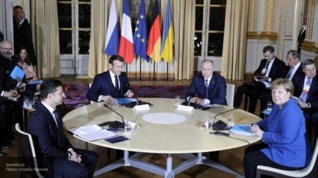 Могилев заявил, что решения Киева по Донбассу отталкивают от Украины Францию и Германию