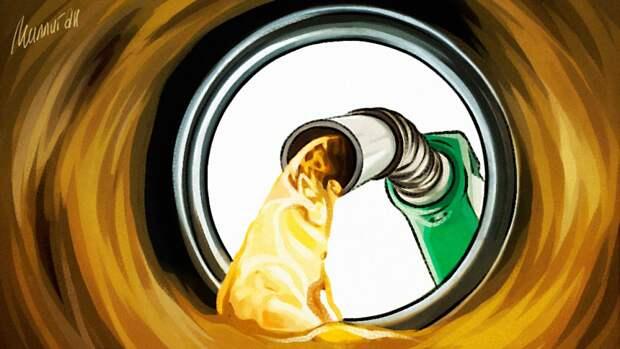 КНР повысит розничные цены на бензин и дизельное топливо