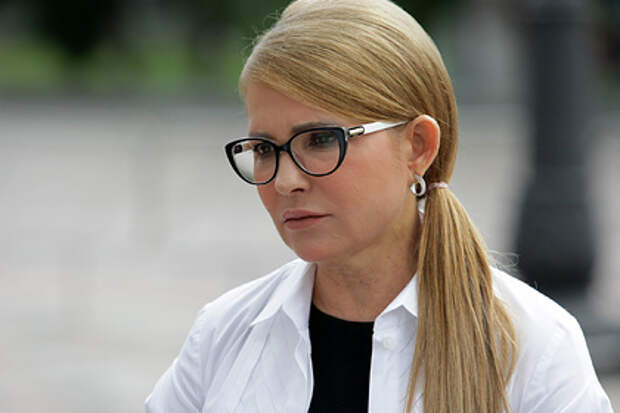 Тимошенко потребовала встречи с Зеленским из-за критической ситуации с медициной