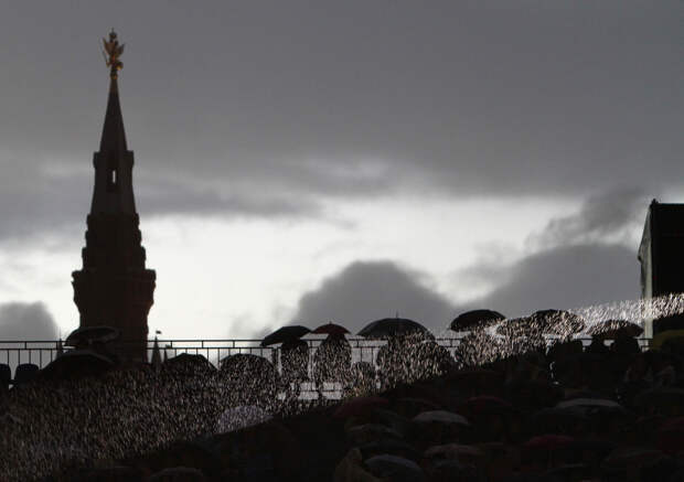 Год без ДРСМД: в дождливый сезон не обойтись без зонтика