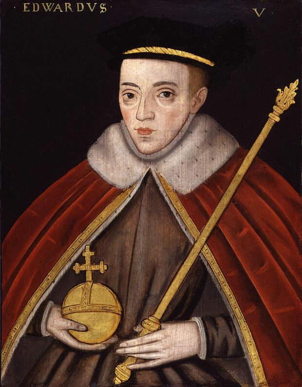 Эдуард v: таинственный конец самого юного короля Англии
