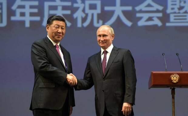 Японцы предостерегают Китай от ошибок, совершенных «путинской Россией»