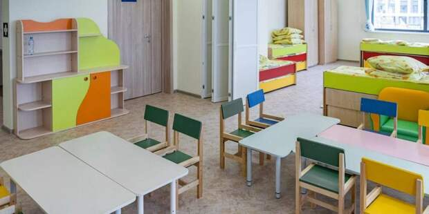 Собянин открыл новый детский сад на севере Москвы