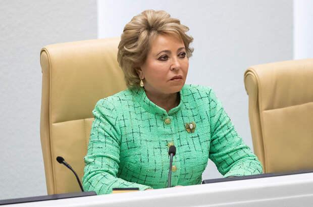Матвиенко отметила серьезный потенциал Ульяновской области