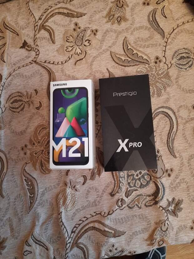 Купила бюджетный и дорогой смартфоны. Выбираю бюджетный, рассказываю