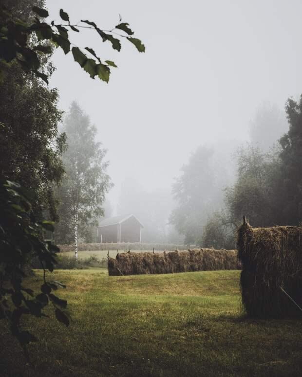 Пейзажные фото Сандры Линнелл, сделанные в путешествиях
