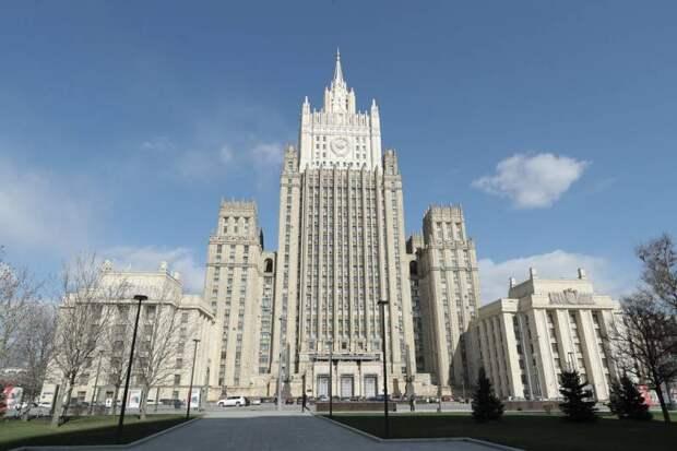 Россия потребовала от пресс-секретаря посольства США покинуть страну