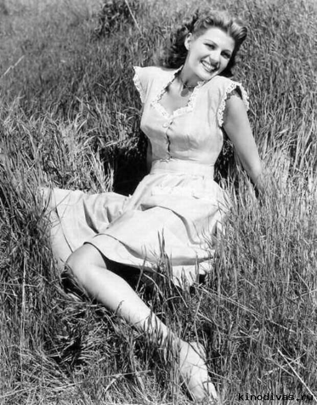 Рита Хейворт. Сверкающий бриллиант Голливуда.