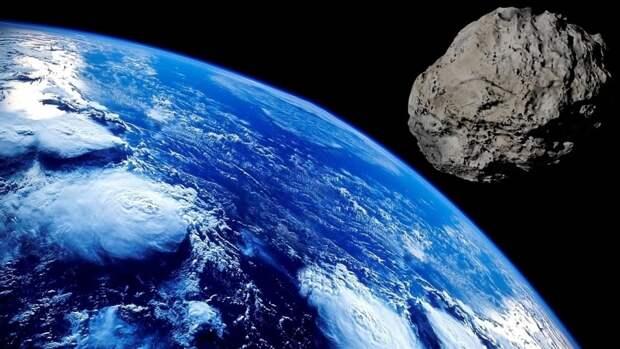 НАСА предупредило о приближении гигантского астероида к Земле