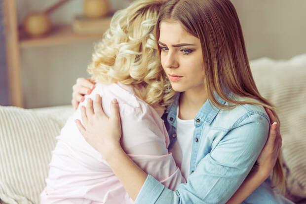 Как говорить с ребенком о насилии