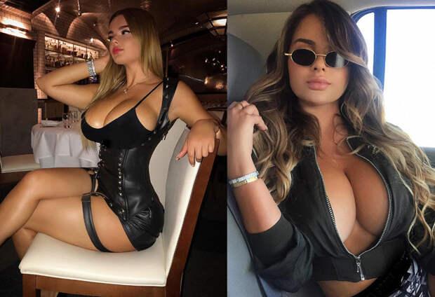 Ким Кардашьян по-русски
