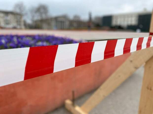 В Симферополе началась реконструкция площади имени Ленина