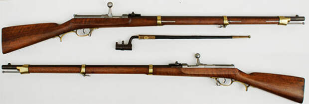 Zündnadelgewehr M/62