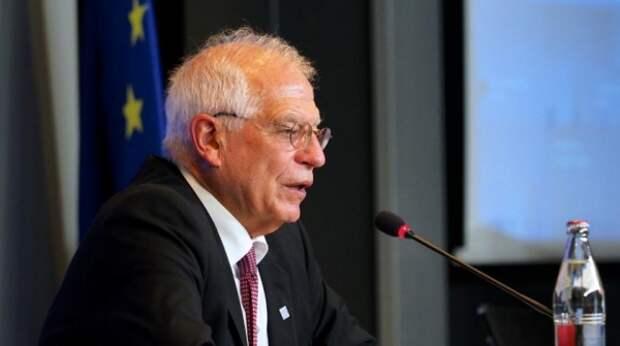 Борелль отметил сильное партнерство Евросоюза с США на фоне скандала с Россией