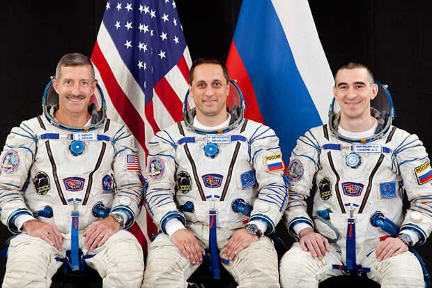 Хотим делать это в Крыму: иностранные астронавты удивили общественность
