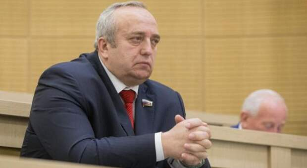 зампередседателя СФ РФ по обороне Франц Клинцевич
