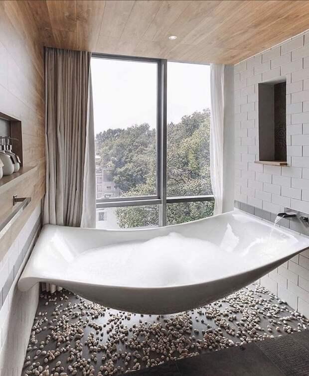 Какие акценты добавят ванной комнате стильности