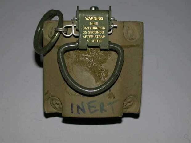 """""""Боеприпас сдерживания"""" или как США обошли запрет на противопехотные мины"""