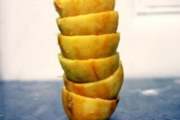 Лимонные батончики таят во рту