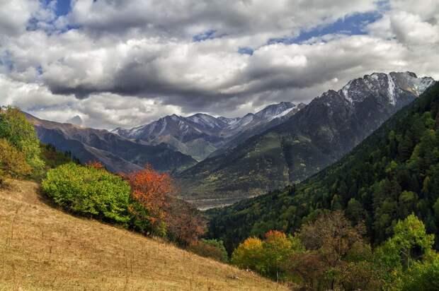 Северный кавказ Фото: pixabay.com
