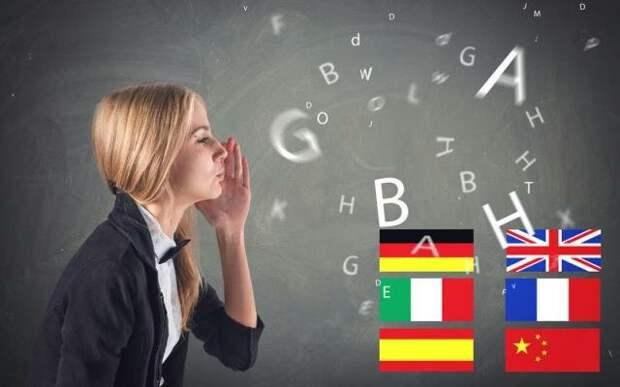 Как легко и быстро выучить иностранные языки ?