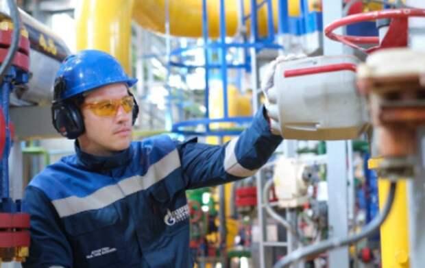 """Газпром"" за 5 месяцев 2021 года нарастил добычу на 16,2%"