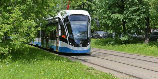 В Щукине в выходные  дни дадут отдохнуть и трамваям