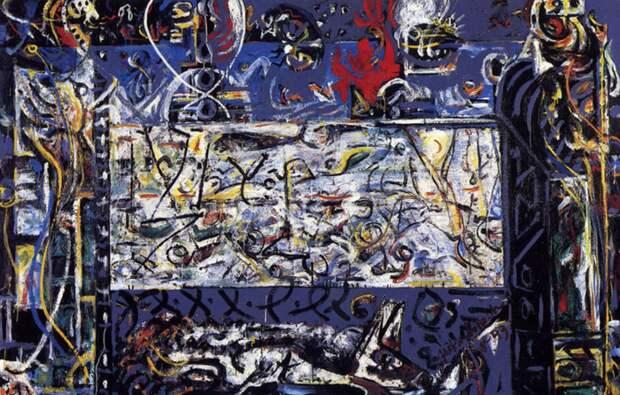 Как понять картины, которые не поддаются логике: Что такое абстрактный экспрессионизм