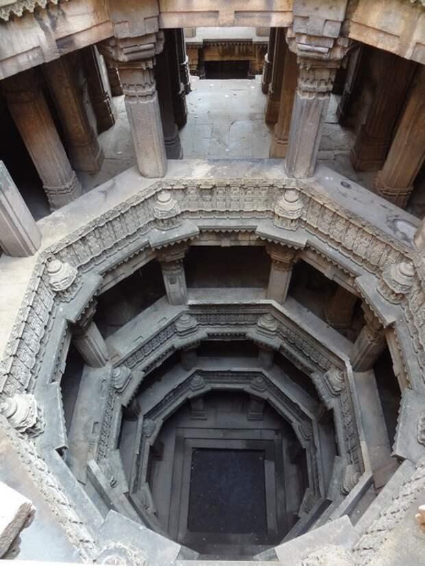 Колодец Дада Харир, Ахмедабад. / Фото:Victoria S. Lautman