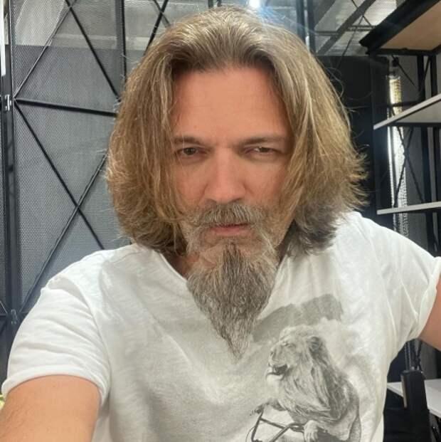 дмитрий маликов с бородой