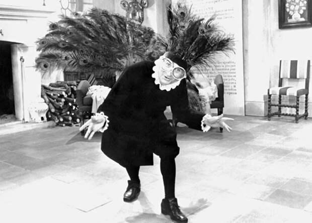 25 неожиданных фотографий Луи Де Фюнеса!
