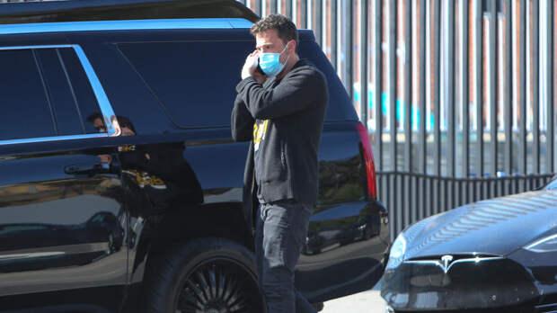 Злоумышленник пытался проникнуть в особняк Бена Аффлека за $20 млн