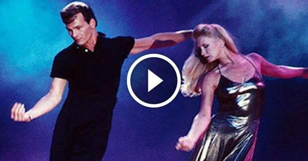 Интереснейшее видео и потрясающий танец
