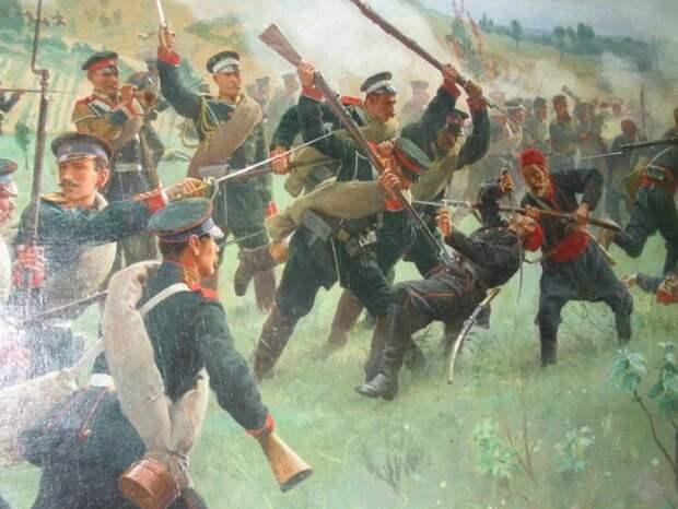 Как русские разбили непобедимых гуркхов