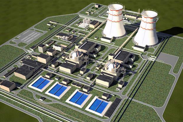 Углеродный след АЭС ниже, чем у любых других энергостанций