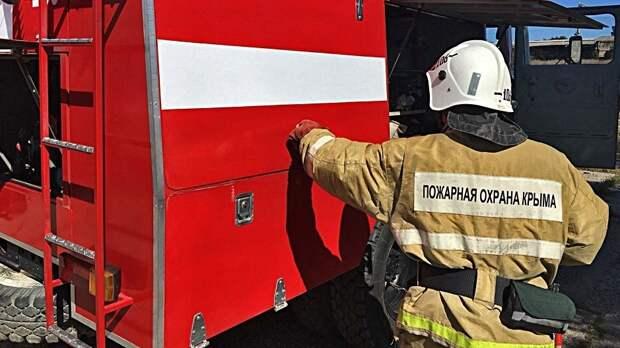 Один человек погиб на пожаре в Бахчисарайском районе