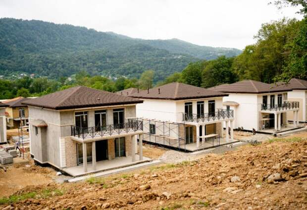 «Резиденция Ахштырь»: роскошь и комфорт в окружении природы