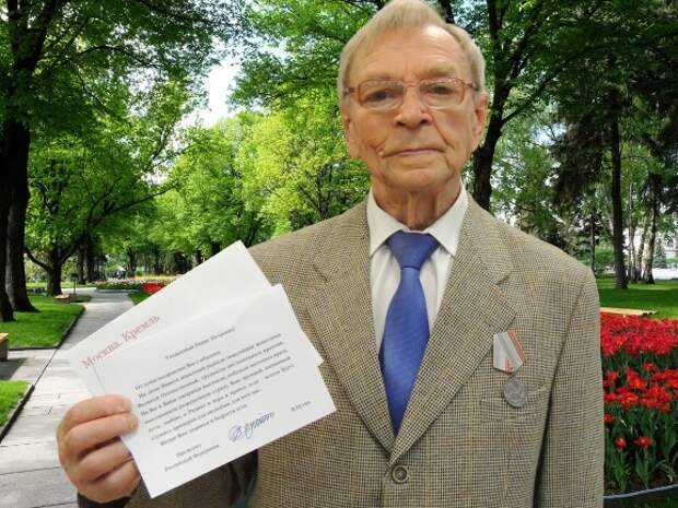 Девяностолетний певец из Головинского отметит юбилей концертом