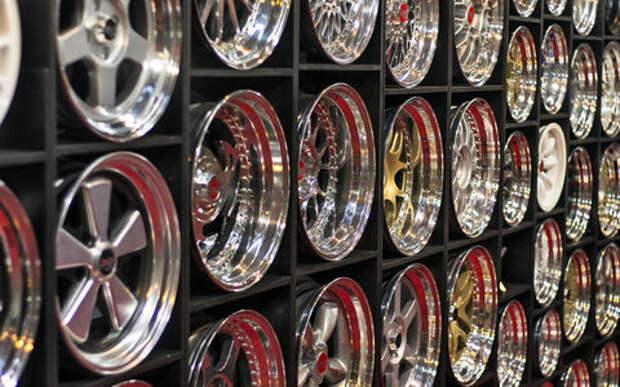 Росстандарт назвал марки 10 опасных колесных дисков