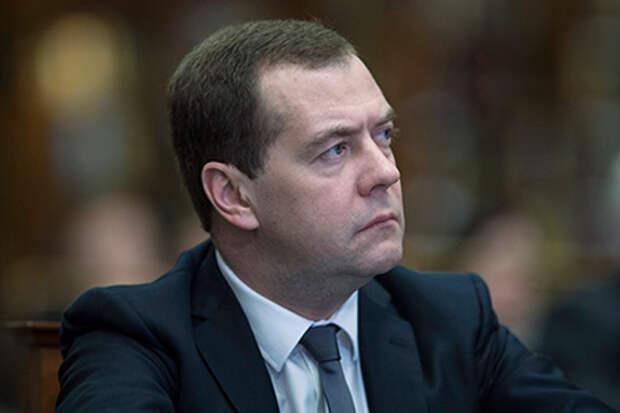 Медведев призвал Украину платить по долгам