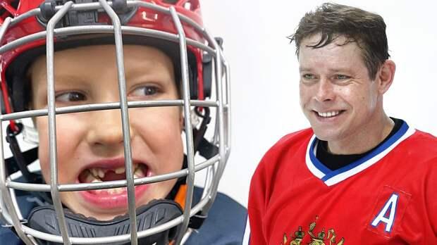 Как выглядит и играет в хоккей сын легендарного Буре. Он родился в Майами, а сейчас забивает за ЦСКА