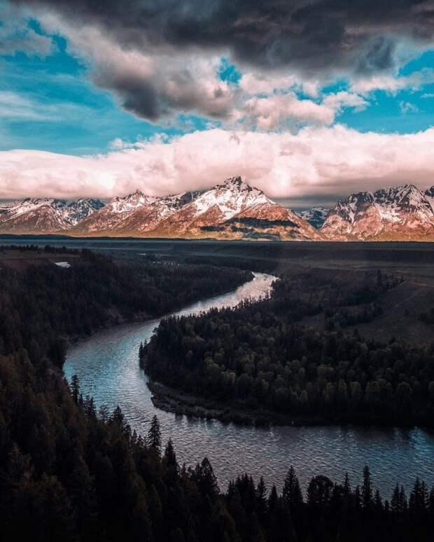 Аэрофотокрасота