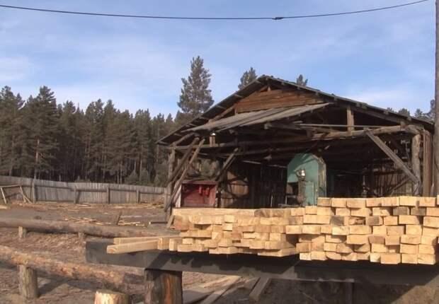 Читинская таможня выявила контрабанду лесоматериалов в КНР на 83 млн рублей
