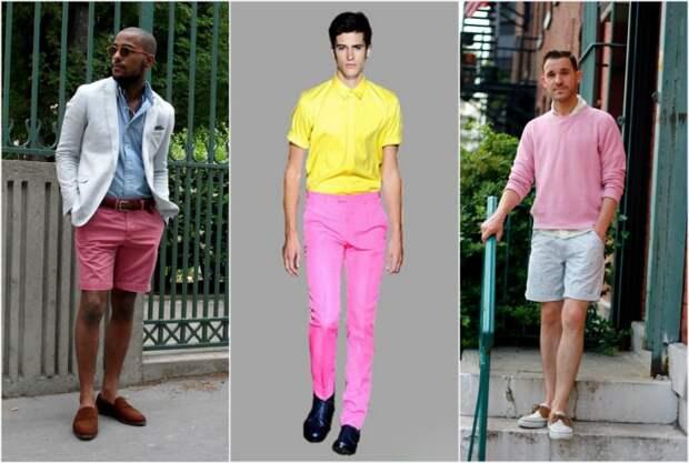 Чрезмерное увлечение розовым цветом.