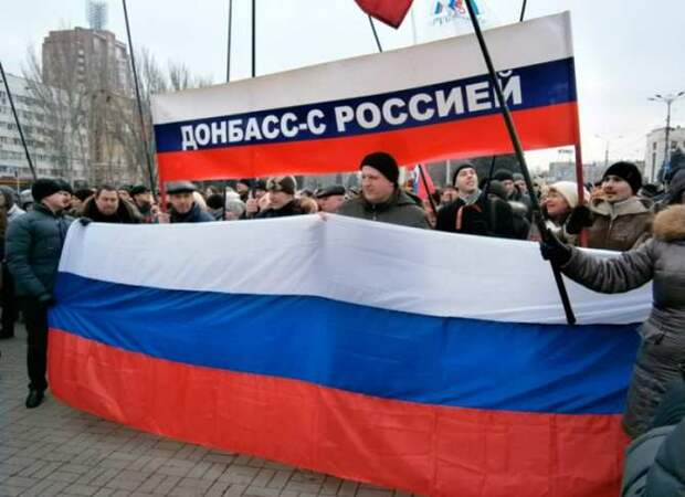 Павел Зарифуллин: Интернациональный, евразийский, советский Донбасс выбрал Москву и Россию, а не украинский нацизм (ФОТО)