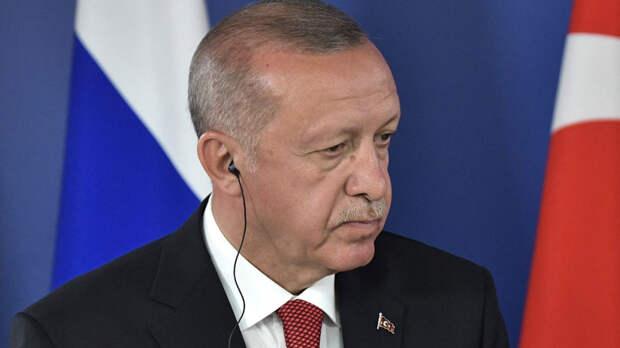 """Президент Турции намерен """"преподать урок"""" Израилю"""