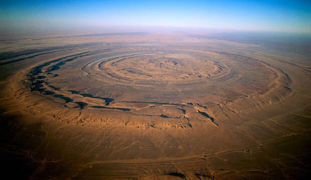 Глаз Сахары: самый загадочный объект Земли
