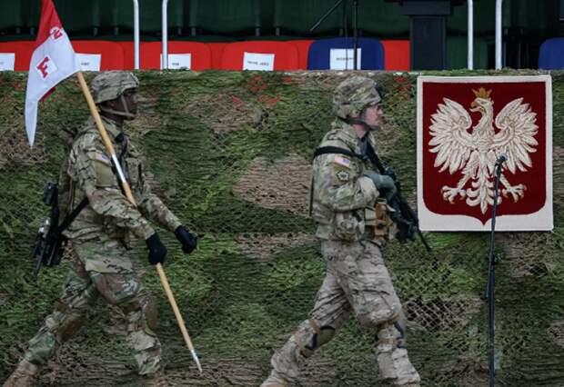 Спрашивается - зачем НАТО перебросила свои войска из Польши на Украину? (фото из открытых источников)