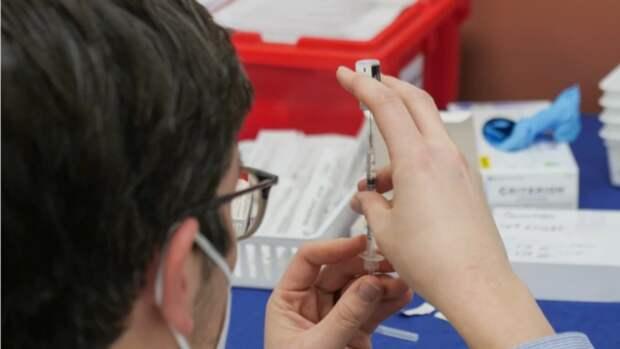 В Барнауле мобильные пункты вакцинации на выходных будут работать по особому графику
